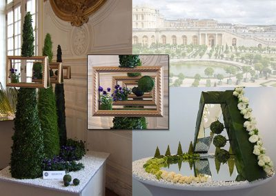 Exhibition at Versailles, France – 2013