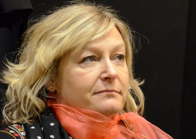 Francine MASNAGHETTI