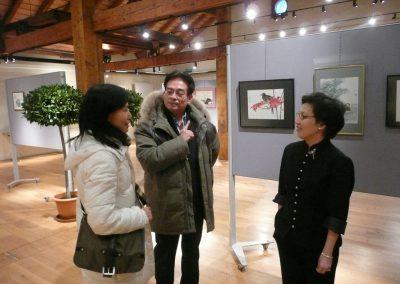 Triển lãm Sumie Sơn mực tại Grand-Saconnex 2009