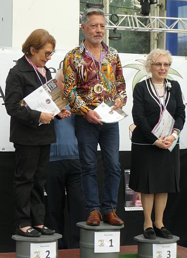 Benjamin VERA – Giải nhất cho hạng mục điện ảnh.