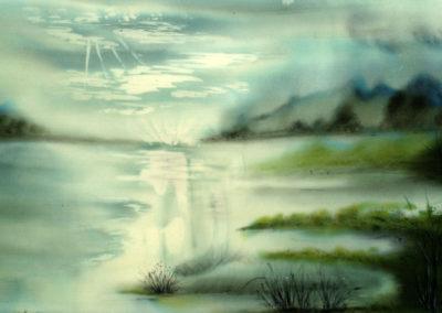 Aquarelle Soie Van Nguyen Geneve FleursDeStyle 01