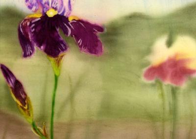 Aquarelle Soie Van Nguyen Geneve FleursDeStyle 06