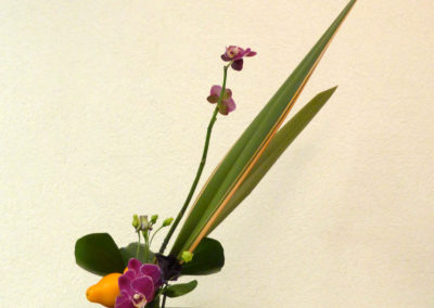 Atelier Floral Ikebana Cours Floral FleursDeStyle Van Nguyen Geneve 01