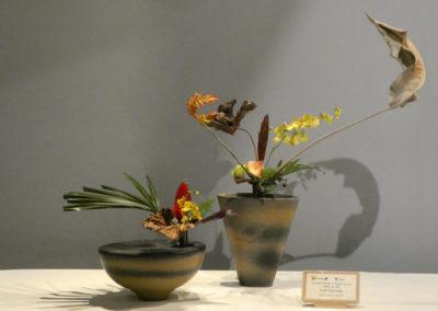 Atelier Floral Ikebana Cours Floral FleursDeStyle Van Nguyen Geneve 04